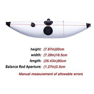 Estabilizadores inflables para kayak 2