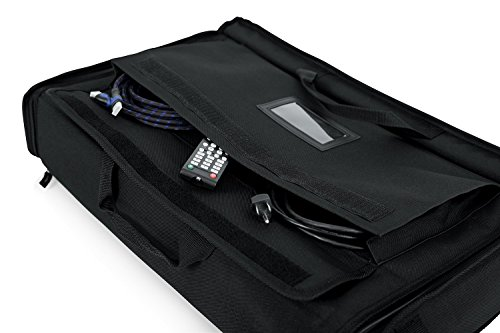 Gator Cases Padded Nylon Carry Tote Bag for Transporting LCD Screens, Monitors and TVs Between 19'' - 24''; (G-LCD-TOTE-SM) by Gator (Image #3)