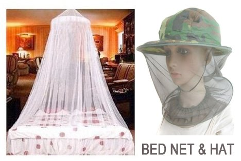 white-jumbo-mosquito-bed-net-mosquito-hat-head-net-mosquito-repellent-cover-eliminator-barrier-drape