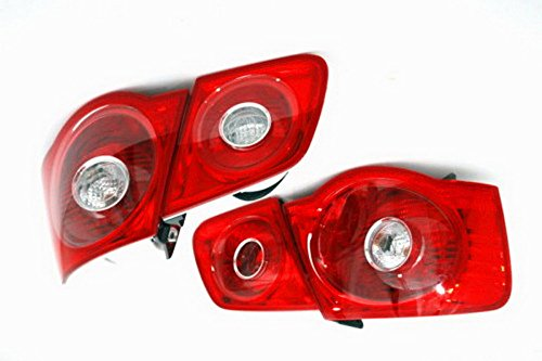 Mk5 Led Tail Lights in US - 4