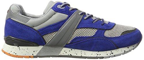 N64 NAPAPIJRI FOOTWEAR Palatine Blue Uomo Blu Sneaker Rabari H0zqH