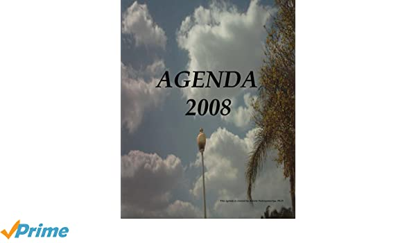 Agenda 2008: Asterie Twizeyemariya: 9781434826169: Amazon ...