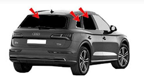 Auto-Sonnenschutz Scheiben-T/önung-t/önen Sonnenblenden Keine Folien Vorsatzscheiben Audi Q5 FY ab 2016