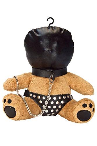 Teddy Bear Collectible Bondage Doll Toy - SAM