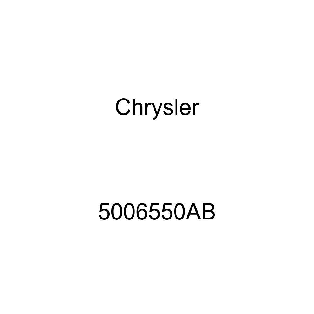 Genuine Chrysler 5006550AB Exhaust Pipe