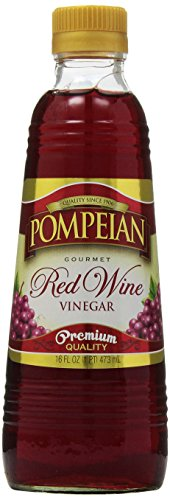 Pompeian Red Wine Vinegar, 16 (Red Wine Vinegar)