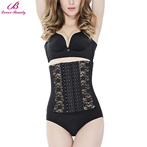 3a8f63b72f3 HITSAN INCORPORATION Lover-Beauty Trainer Women Waist Shapers Corset  Shapewear Suits Body Slimming Belt Modeling