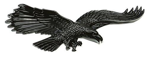 Flying Eagle 3D Car Motorcycle Emblem (Eagle Emblem)