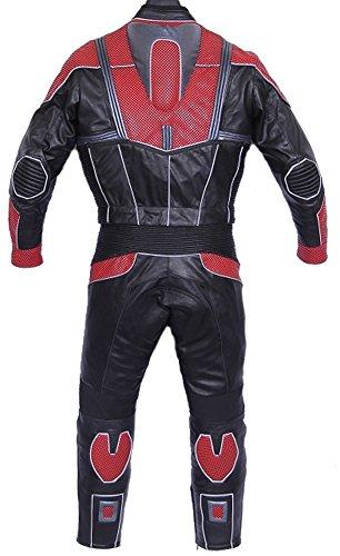 Antman 2 nbsp;pc Suit Pelle Moto Uomo Vera nbsp; Classyak RwqBaB
