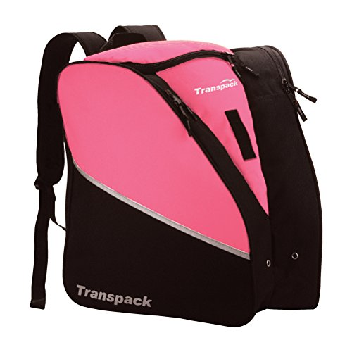 Transpack Edge Junior Ski Boot Bag 2016 - Pink - Edge Ski Bag