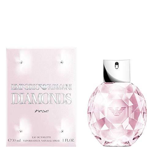 Emporio Ârmani Diamonds Rose by Giorgîo Ârmani Eau De Toilette Spray For Women 1.0 FL. OZ./30 ml