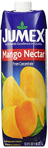 Jumex Mango Nector From Concentrate, 33.8 oz