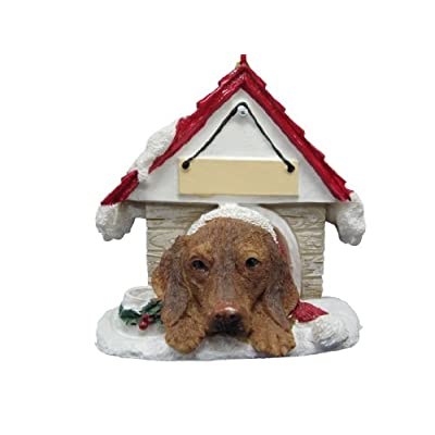 Vizsla-Ornament-A-Great-Gift-For-Vizsla-Owners-Hand-Painted-and-Easily-Personalized-Doghouse-Ornament-With-Magnetic-Back