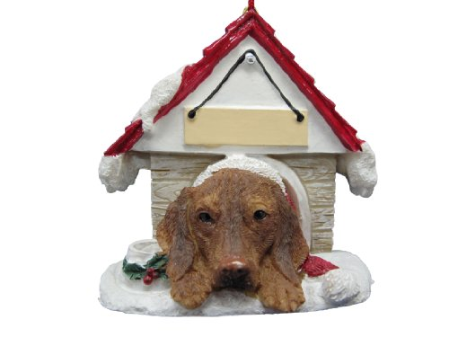 Vizsla Ornament A Great Gift For Vizsla Owners Hand Painted and Easily Personalized