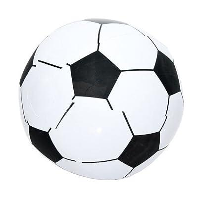 "16"" Inflatable Soccer Balls (1Dozen) / Party / Decor / Pool / Birthday / Favor"