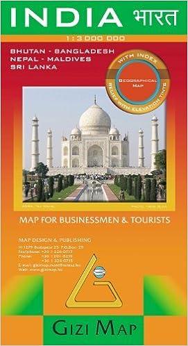 Indianepalbhutanbangladeshsri lanka world map gizi indianepalbhutanbangladeshsri lanka world map gizi 9780841605626 amazon books gumiabroncs Gallery