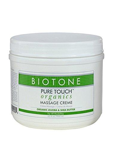 Pure Massage Cream - Buy Smart LLC Biotone Pure Touch Organics Massage Creme, 32 Ounce