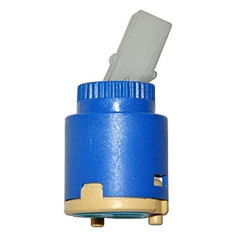 Danco 10738B Ceramic Cartridge for Glacier Bay and Aquasource (Delta Sink Cartridge)