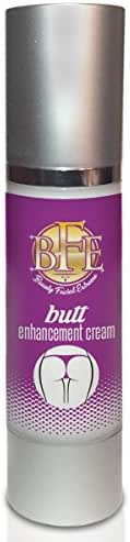 Butt Enhancement & Enlargement Cream- Clinically Proven for Bigger, Fuller, Buttocks, Hips & Thighs. Firms, Plumps & Lifts your Booty. Natural Enhancer for Men & Women.