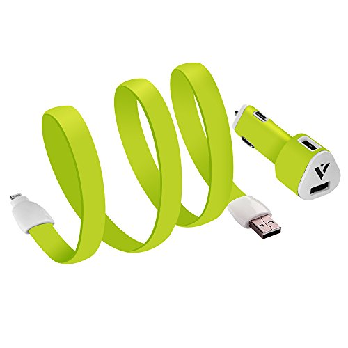 - Bevena®Flat Ribbon Silicone Dual-charging Micro USB Car Charger 2.1A for Samsung Galaxy S5, S4, S3, S2, Galaxy Note 2, Note3; Motorola Droid RAZR MAXX;HTC One X V S and Other Android Devices with Blister Packaging Available in Many Colors(Green Color) 2.1a car charger car charger for samsung s2 droid maxx car charger droid razr maxx charger galaxy note 4 car charger motorola droid maxx charger samsung galaxy note 4 charger samsung galaxy s2 charger samsung galaxy s5 wireless charging samsung micro usb car charger samsung note 4 car charger