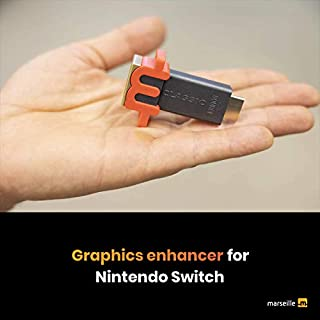 Supercharge Your Nintendo Switch and Retro Game Consoles with mClassic Graphics Enhancer for Real-Time Image Sharpening, Color Correction, Anti-Aliasing and Dot-Crawl Elimination