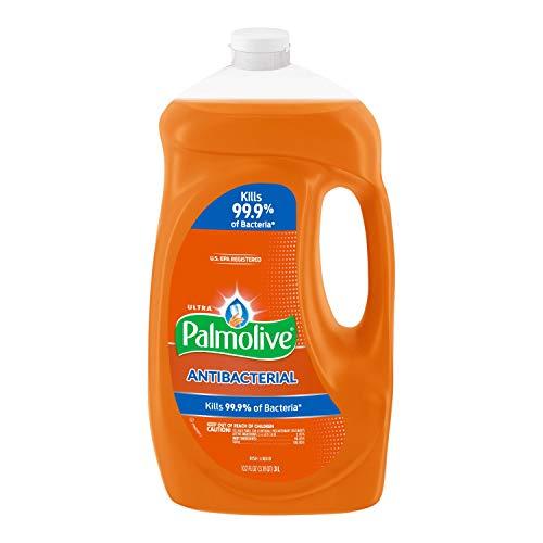 Palmolive Ultra Antibacterial Orange Dish Soap Refill, 102 Fl Oz