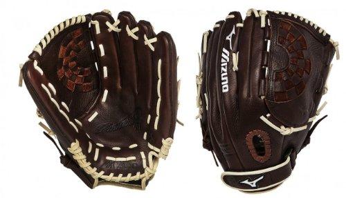 Mizuno Franchise 13 Inch Fastpitch Softball Glove Tartan C Brown Right Hand