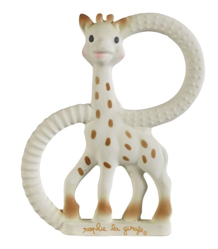 Vulli So'Pure Teether, Sophie the Giraffe image