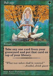 (Magic: the Gathering - Salvage - Portal Second Age)