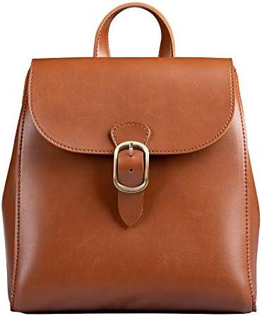 Vintage 90s Cherokee brown vegan leather mini backpack