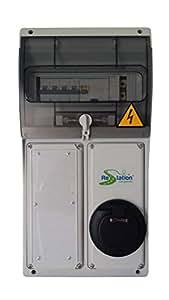 ReStation, Basic, pft2, WALLBOX para la Carga de vehículos eléctricos 3,7