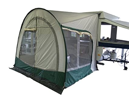 AE Systems 747GRN13000 Cabana 13 White Awning