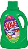 Extreme Clean Liquid Laundry Detergent with Dynamo by Ajax | Works in All Standard and HE Washing Machines | Concentrated Laundry Soap | Hot & Cold Water | Mountain Air Scent | 60 Ounces