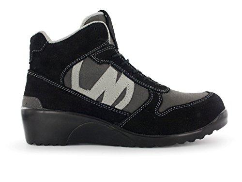 Nordways Montante S3 Noir SRC Dame Chaussure de sécurité rzBSqHr