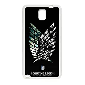 Happy Scouting Legion Brand New And Custom Hard Case Cover Protector For Samsung Galaxy Note3