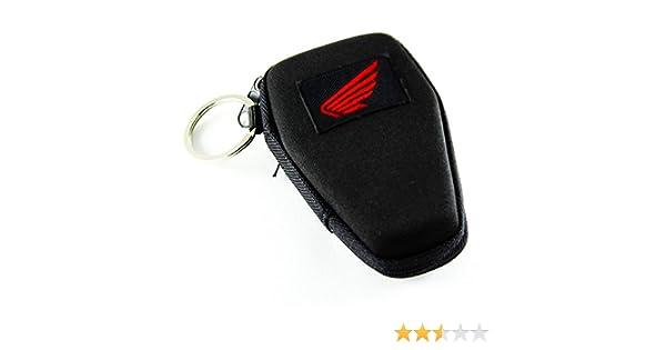 Honda bolsa llavero con dos anillas