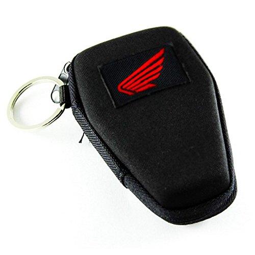 Honda étui porte-clés avec deux anneaux