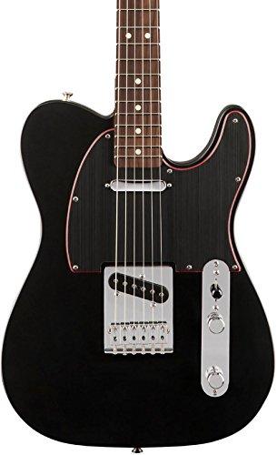 fender black top telecaster - 4