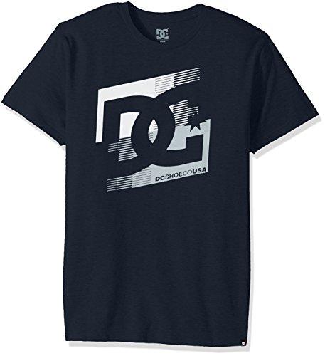 DC Mnner Cascade T-Shirt, Blue, S