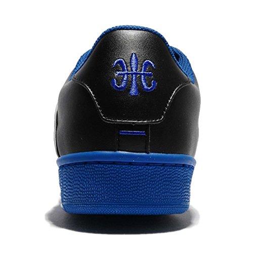 Elastieken Koninklijke Alpha Zwart Heren Blauw Pictogram wn0PvO8ymN