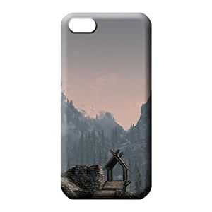 iphone 4 4s cell phone carrying cases Protection Sanp On New Arrival Wonderful skyrim the whiterun mountains