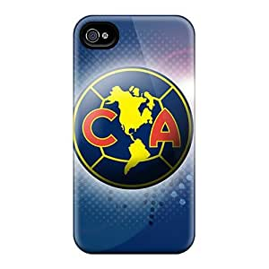 Iphone 6 OIT3658sXkQ Club America Tpu Silicone Gel Cases Covers. Fits Iphone 6