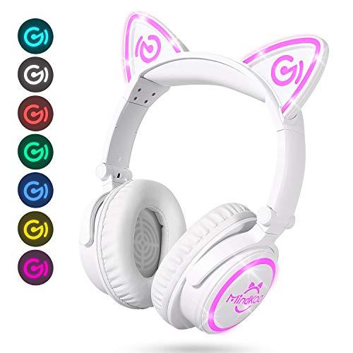 MindKoo Bluetooth Headphones Over-Ear