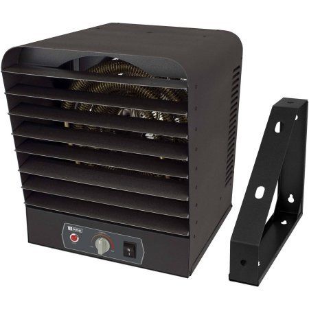 King EKB2450TB 240V 5000W Garage Heater, Grey, Portable (Electric Barn Heater compare prices)
