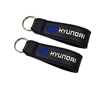 Moto Discovery Hyundai cordón Llavero Doble Cara (1 Pieza ...