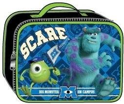 Monsters Lunch Box - Monsters University Insulated Lunch Bag - Lunch Box