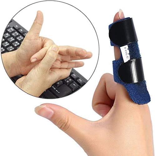 Trigger Finger Férula - Mallet Finger Brace, Abductor del Dedo ...