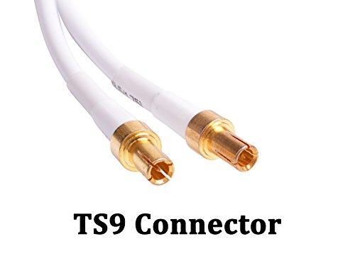 WiFi Hotspot Dual Mimo TS9 Antenna for Huawei Netgear 4G