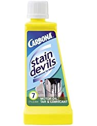 Carbona Stain Devils #7 Motor Oil & Lubricant, 1.7 Ounce