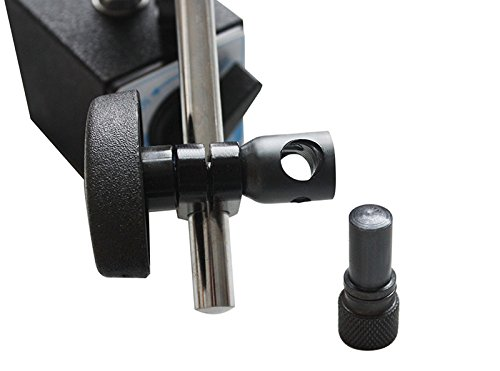 AccusizeTools 110Lbs Magnetic Base with Fine Adjustment in Strong Cardboard Box Ltd. P900-S301 Accusize Co
